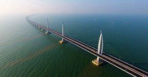 Мост «Джухай-Макао-Гонконг»