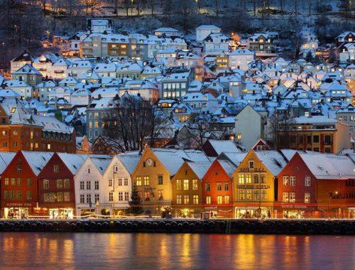 Новый год в Норвегии