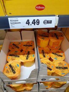 сыр в Финляндии