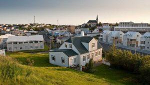 Запад Исландии
