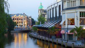 центр Амстердам