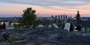 Skinnarviksberget Стокгольм