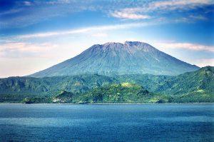 Вулкан Гунунг Агунг