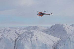 Полеты на вертолёте