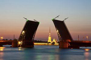 мосты питера