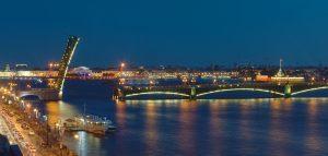 Visit Petersburg Троицкий мост