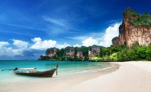 Рейли-Бич, о. Краби, Таиланд