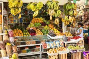 рынок в Лиме