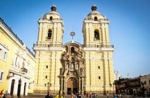 церковь Сан Франсиско