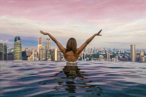 Отель «Марина Бэй» в Сингапуре