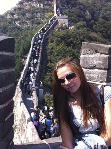 Великая Китайская стена, участок Бадалин