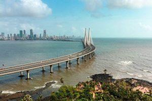 Морской мост Бандра