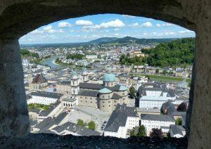Крепость Хоэнзальцбург (Festung Hohensalzburg)