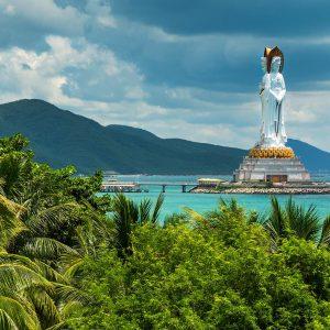 Остров Хайнань. Китай.