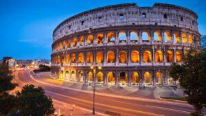 Колизей (Рим, Италия