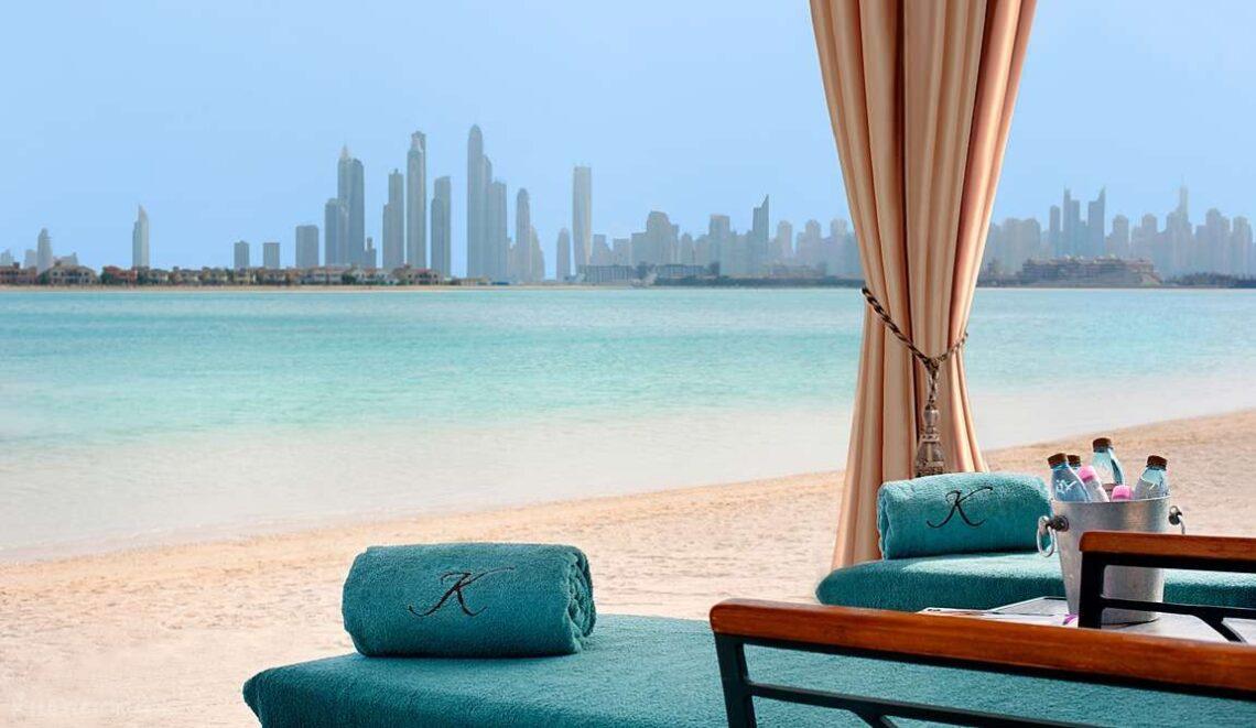 Пляжный отдых в Дубае