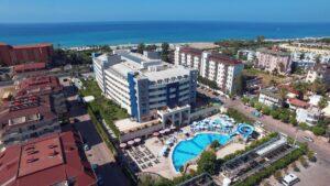 Timo Resort 5*, Аланья