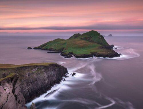 Остров Пуффин Ирландия